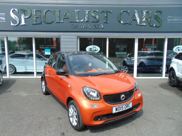 Used SMART FORFOUR in Swansea, Wales for sale