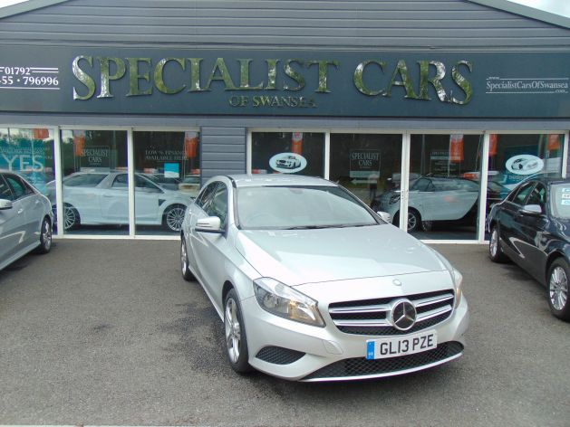 Used MERCEDES A-CLASS in Swansea, Wales for sale