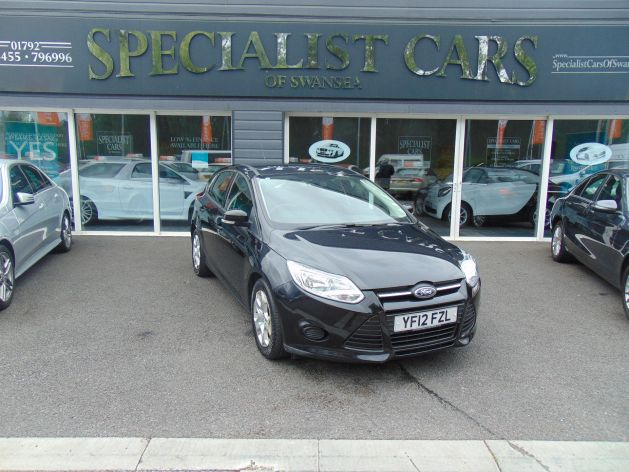 Used FORD FOCUS in Swansea, Wales for sale