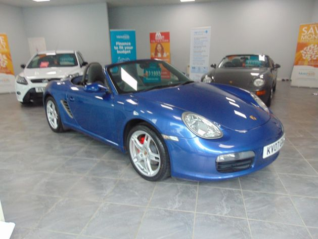 Used PORSCHE BOXSTER in Swansea, Wales for sale
