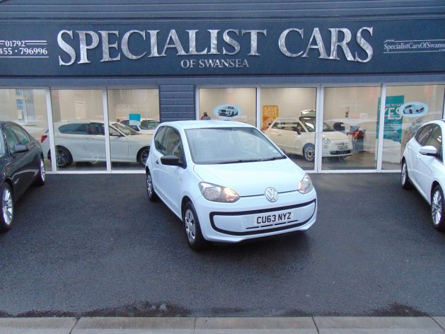 Used VOLKSWAGEN UP in Swansea, Wales for sale