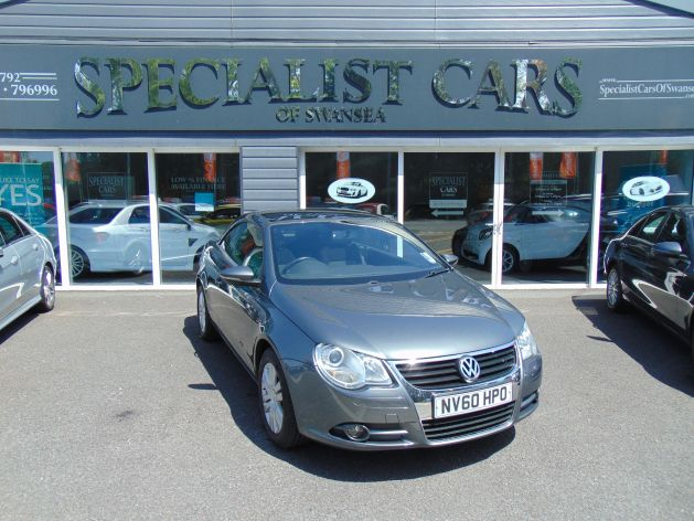 Used VOLKSWAGEN EOS in Swansea, Wales for sale