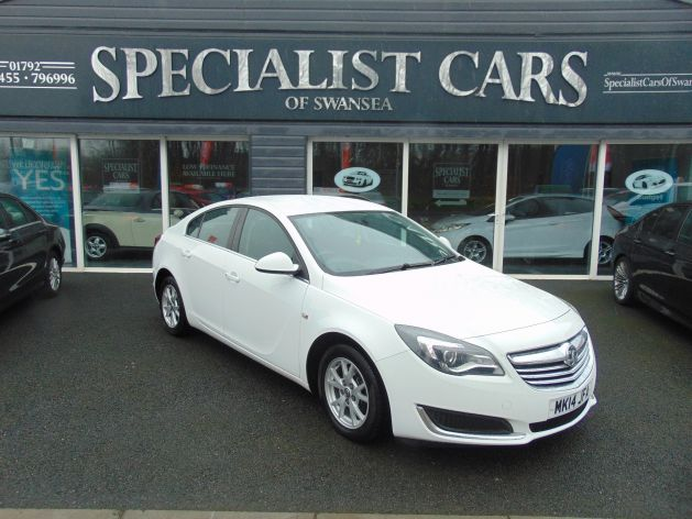 Used VAUXHALL INSIGNIA in Swansea, Wales for sale