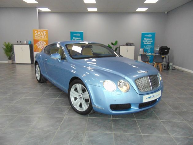 Used BENTLEY CONTINENTAL in Swansea, Wales for sale