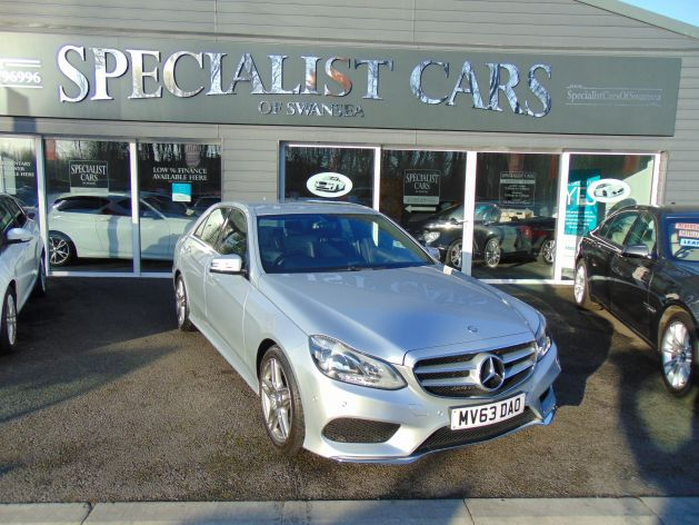 Used MERCEDES E-CLASS in Swansea, Wales for sale