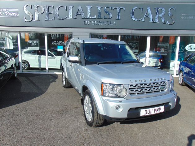 Used LAND ROVER DISCOVERY in Swansea, Wales for sale