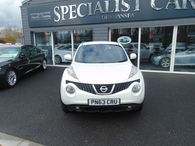 Used NISSAN JUKE in Swansea, Wales for sale