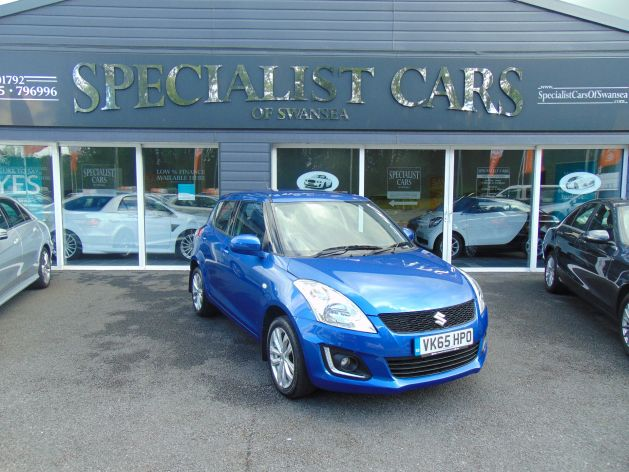 Used SUZUKI SWIFT in Swansea, Wales for sale